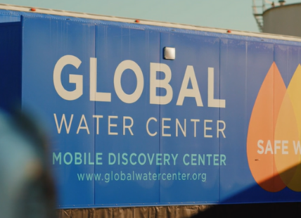 Beltmann Integrated Logistics   Global Water Center - Mobile Discovery Center